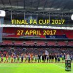 Nonton Bola Online Final FA CUP 2017: Chelsea Vs Arsenal di Wembley Stadium 27 Mei 2017 Jam 23.15 WIB
