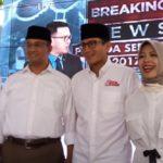 Pemenang Putaran 2 Pilkada DKI 2017: Anies SMS-an Sama Ahok, Ini Dia Isinya