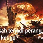 Prediksi Perang Dunia Ketiga: Ini Kata Dia yang Mengaku Supranatural