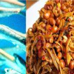 Resep dan Cara Membuat Sambalado Ikan Teri, Sederhana, Mudah dan Cepat