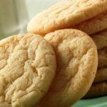 Kue Kering Spesial Idul Fitri 1438H: Cookies Vanila Enak Dan Renyah