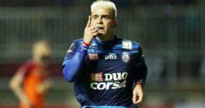 Cristian Eloco Gonzales Arema FC, Tak Takut Hadapi Duo Marquee Player Maung Bandung!