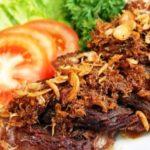 Menu Spesial Ramadhan: Empal Gepuk Daging Sapi Empuk dan Enak Banget