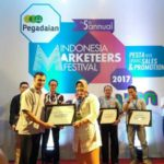 The 5th Annual Indonesia Marketeers Festival (IMF) 2017: Pemkab Sragen Mendapat Penghargaan Bergengsi Wow to Win, Cara Jitu  Sales & Promotion di The Sunan Hotel Solo (11/4/17)