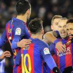 Prediksi Barcelona Vs Eibar, Jadwal Liga Spanyol Malam Ini Pekan ke-38 (21/5/2017)