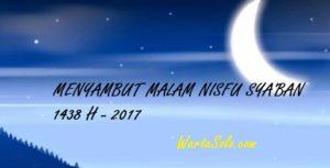 DP BBM Malam Nisfu Sya'ban Terbaru: Menyambut Hari Penuh Makna