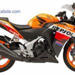 Harga Honda CBR 150R Repsol Terbaru Agustus 2019, Spesifikasi Tipe Mesin 4 Langkah DOHC 150 cc