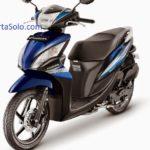 Harga Honda Spacy Helm In Terbaru Juni 2019, Tipe Mesin Tipe 4 langkah OHC 110 cc