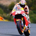 HASIL BALAPAN MOTOGP JEREZ SPANYOL 2017: Pedrosa Juara Podium, Rossi Terpuruk Finish ke 10