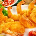 Hidangan Sahur Terpopuler: Udang Goreng Tepung Spesial Enak, Gurih, Cruncy