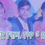JADWAL DA4 NANTI MALAM: Konser Final Top 3 Besar D'Academy 4 Result Show Indosiar 05 Mei 2017