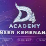 JADWAL FINAL DA4: Konser Kemenangan D'Academy 4 Indosiar 19 Mei 2017