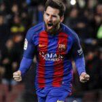 Berita Terbaru Liga Spanyol 2017, Lionel Messi Cetak Rekor Raih Gelar El Pichichi Yang ke Empat