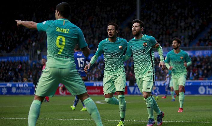 Live Streaming Barcelona Vs Deportivo Alaves Final Copa Del Rey 2017