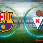 Live Streaming Barcelona Vs Eibar, Jadwal Siaran Langsung Liga Spanyol Malam Ini (21/5/2017)