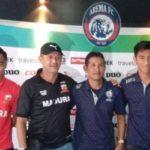Madura United FC Targetkan Curi Poin di Kandang Singa!