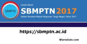 PENGUMUMAN HASIL SBMPTN 2017 Website sbmptn.ac. id, pengumuman.sbmptn.ac.id, Cek Nama yang LULUS Di Sini 13/6/17