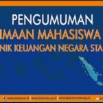 PENGUMUMAN STAN 2017: Website pknstan.ac.id Informasi Online PMB PKN Tahap 1