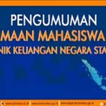 Pengumuman Hasil Kelulusan PMB PKN STAN Tahap I Kota Yogyakarta