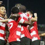 Akhirnya Madura United FC Pecah Rekor Tak Terkalahkan PS TNI di Stadion Gelora Ratu Pamelingan