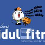 UPDATE DP BBM TAKBIRAN TERBARU, Gambar Animasi Bergerak Lucu Idul Adha, Kocak, Bikin Ngakak