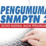 Daftar Nama LULUS SBMPTN 2017 unand website sbmptn.unand.ac.id, Cek di .sbmptn.ac.id