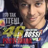 Dp Bbm Rossi Motogp Terbaru foto ganteng