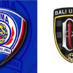 DP BBM Arema FC vs Bali United Gojek Traveloka Liga 1 Musim 2017