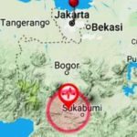 Gempa 6,3 SR Guncang Sukabumi, Warga Berhamburan Keluar Rumah