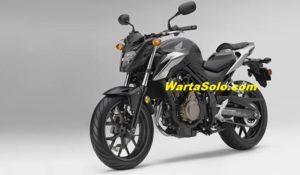Harga Honda CB500F Terbaru Januari 2019, Streetbike Saingan Yamaha R6