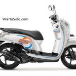 Harga Honda Scoopy Fi Stylish Terbaru Januari 2020, Tipe Mesin 4 langkah SOHC eSP 108,2 cc