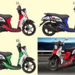 Harga Yamaha Fino Sporty FI Terbaru Januari 2020, Spesifikasi Tipe Mesin YMJET-FI 125cc Blue Core Air Cooled 4 stroke SOHC Single Cylinder 125cc