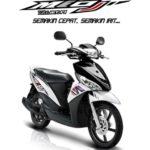 Harga Yamaha Mio J CW FI Terbaru Agustus 2019, Spesifikasi Tipe Mesin YMJET-CW FI SOHC Single cylinder Mendatar 113.7 cc