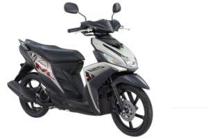 Harga Yamaha MIO M3 125 Terbaru Mei 2019, Spesikasi Tipe Mesin 4 Langkah SOHC Silinder Tunggal YMJET-FI 125cc