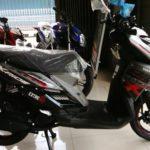 Harga Yamaha X-Ride Terbaru September 2019, Spesifikasi Tipe Mesin YMJET-FI 4 Langkah 2 Valve Silinder Tunggal
