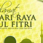 KATA-KATA MINTA MAAF MENYAMBUT HARI RAYA IDUL FITRI 2017: Kalimat Mutiara Menjelang Lebaran 1 Syawal 1438 H