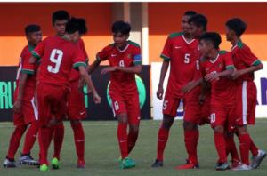 Live Streaming Indonesia U-16 Vs China Taipei, Jadwal Siaran Langsung Turnamen Vietnam Hari Ini (18/6/2017)