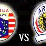 Live Streaming Persija Vs Arema FC, Jadwal Siaran Langsung Liga 1 Gojek Traveloka (2/6/2017) Live TVOne