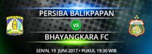 Jadwal Siaran Langsung Persiba vs BFC Malam Ini, Live Streaming Gojek Traveloka Liga 1 Pekan 11 Live di tvone (19 Juni 2017)