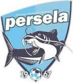 DP BBM PERSELA Lamongan vs Bhayangkara FC logo lama