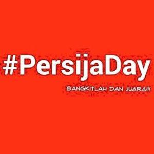 DP BBM PERSIB Bandung vs PERSIJA Jakarta Persija day
