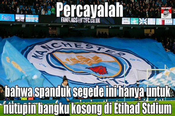 Dp Bbm Real Madrid vs Manchester City Lucu
