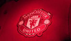 Dp Bbm Real Madrid vs Manchester United logo Baru