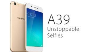 Harga Oppo A39 Terbaru Januari 2020, Spesifikasi RAM 3GB Kamera Selfie 13MP