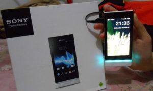 Harga Sony Xperia U ST25i Baru Bekas Januari 2019, Keunggulan Kamera Utama 5MP