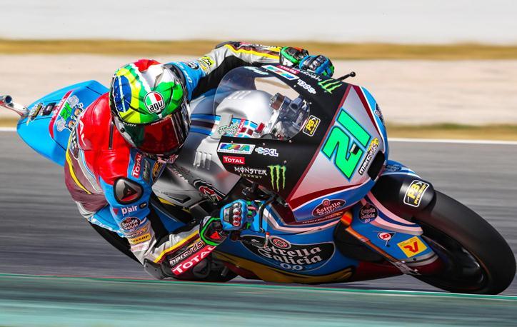 Hasil Kualifikasi Moto2 Jerman 2017 Pole Position MotoGP Sachsenring