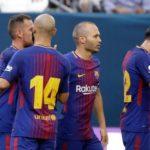 Hasil Real Madrid Vs Barcelona Hari Ini, Skor Akhir 3-0 FT International Champions Cup 2017