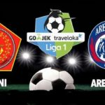 Jadwal Siaran Langsung PS TNI vs Arema FC Malam Ini, Live Streaming Liga 1 Gojek Traveloka Pekan 12 Di tvone (3 Juli 2017)