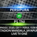 Jadwal Siaran Langsung Persipura vs PS TNI, Live Streaming Liga 1 Gojek Traveloka Pekan 16 dan Link Nonton Online Dengan Hp