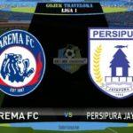 Live Streaming Arema FC Vs Persipura Malam Ini, Siaran Langsung Liga 1 Gojek Traveloka Pekan 15 Live di TVone